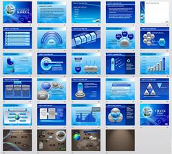 科技PPT动画模板