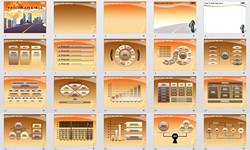 商务数据分析PPT图片