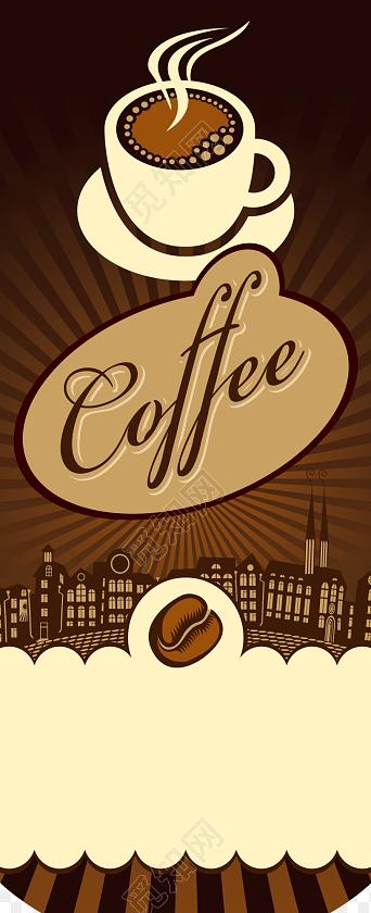 素材棕色咖啡豆咖啡背景图标签:背景 背景素材 矢量素材 海报 banner
