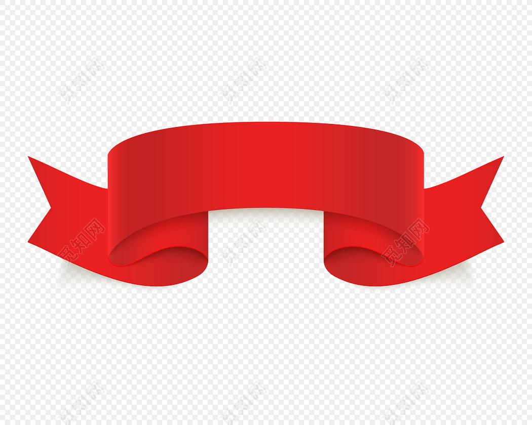 红色彩条横幅矢量图图片素材免费下载_觅知网