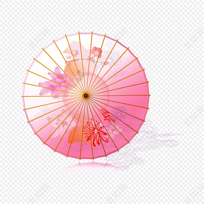 png 免费下载png png素材中国风文雅油纸伞免扣素材标签:古风 免抠