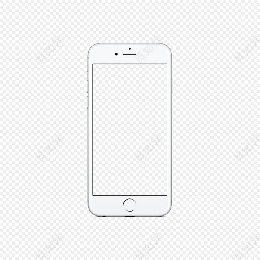苹果6手机模型免费下载_png素材_觅知网