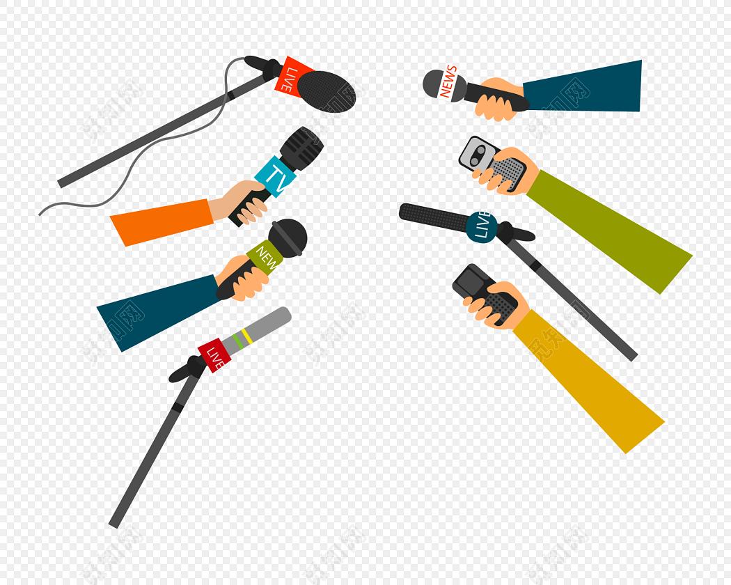 png 免费下载png png素材采访话筒新闻素材标签:免抠素材 卡通 商务