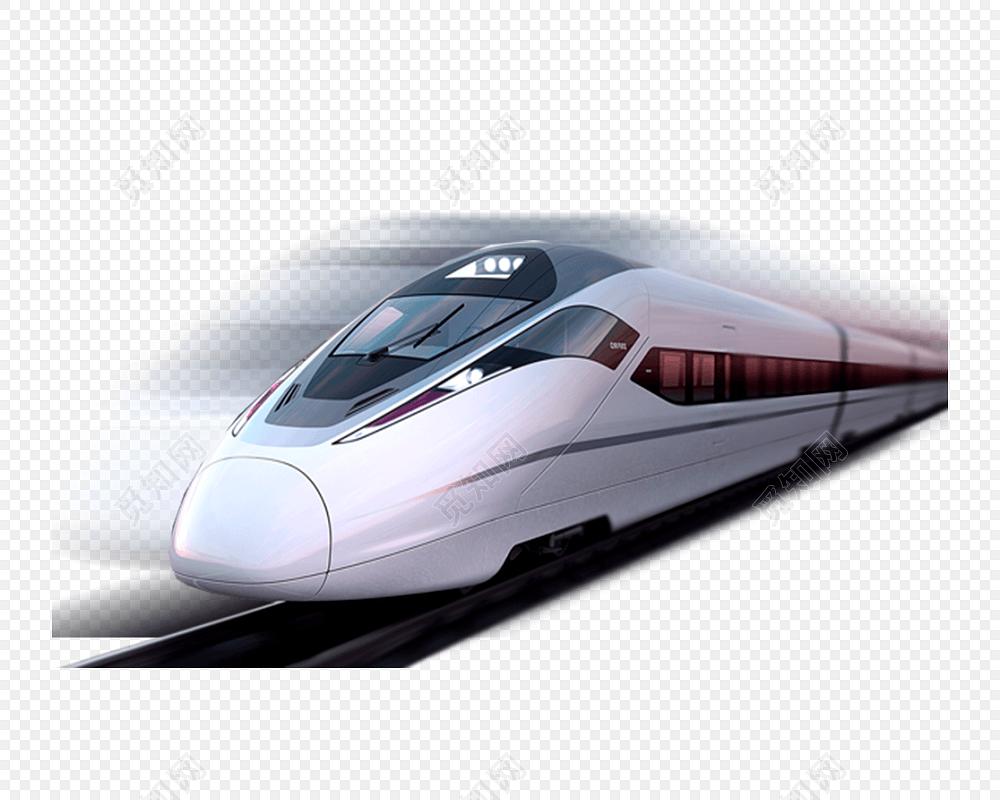 矢量手绘火车列车动车图片素材免费下载_觅知网