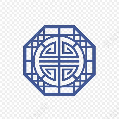 png素材 古代窗户 正六边形窗户标签:花纹边框 免抠素材 古风 中国风