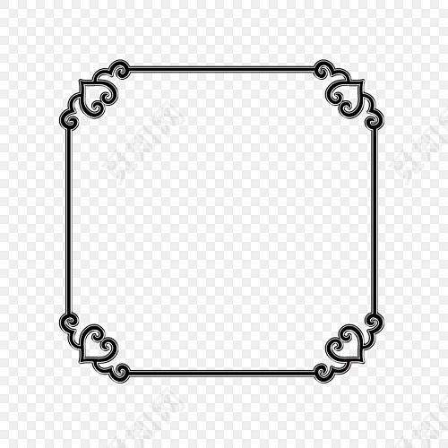 花边 边框 装饰 相框装饰 奖状装饰 矢量素材
