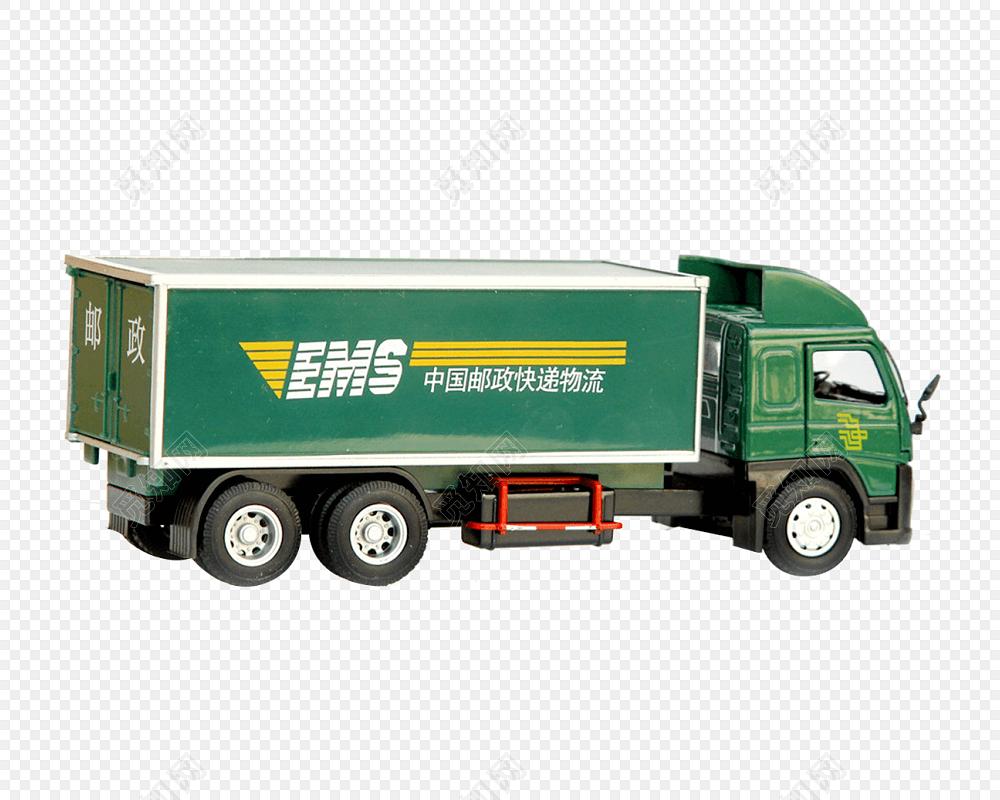 卡车物流免费下载_png素材_觅知网