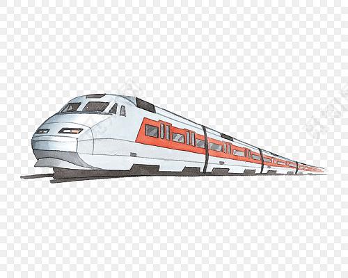 矢量卡通火车列车动车图片素材免费下载_觅知网