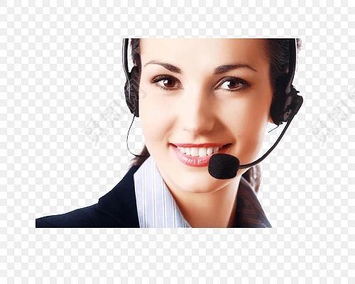 电话客服工作人员免抠元素图片素材免费下载_觅知网