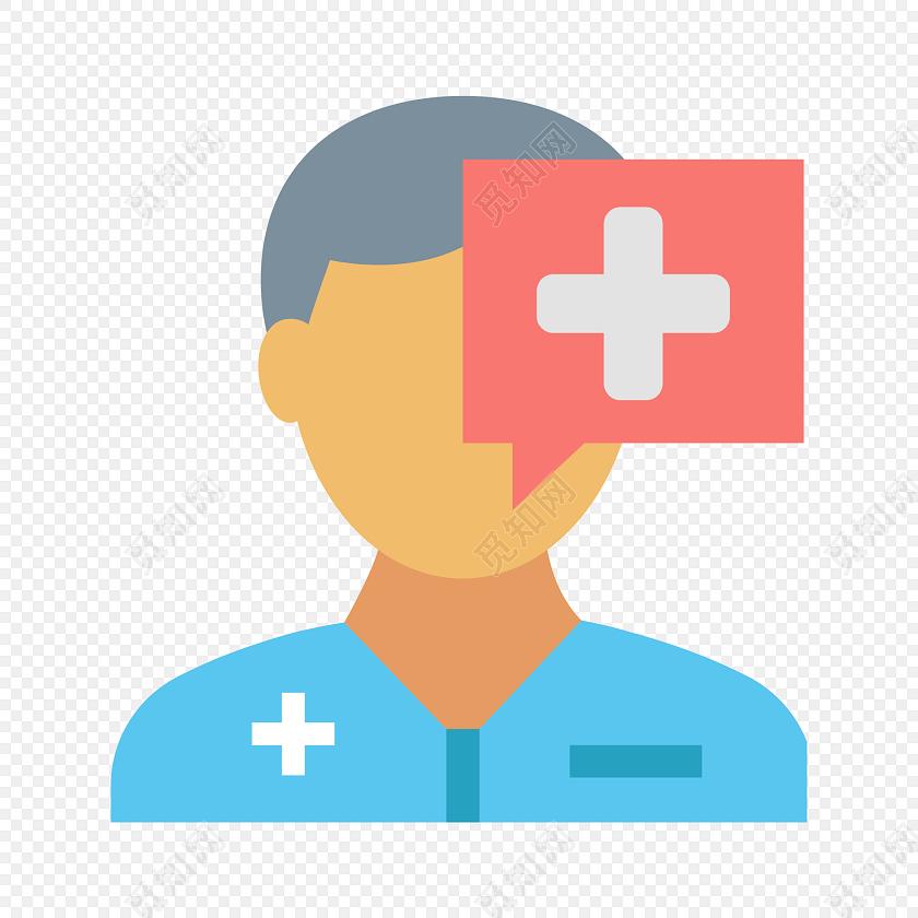 卡通图标医疗素材