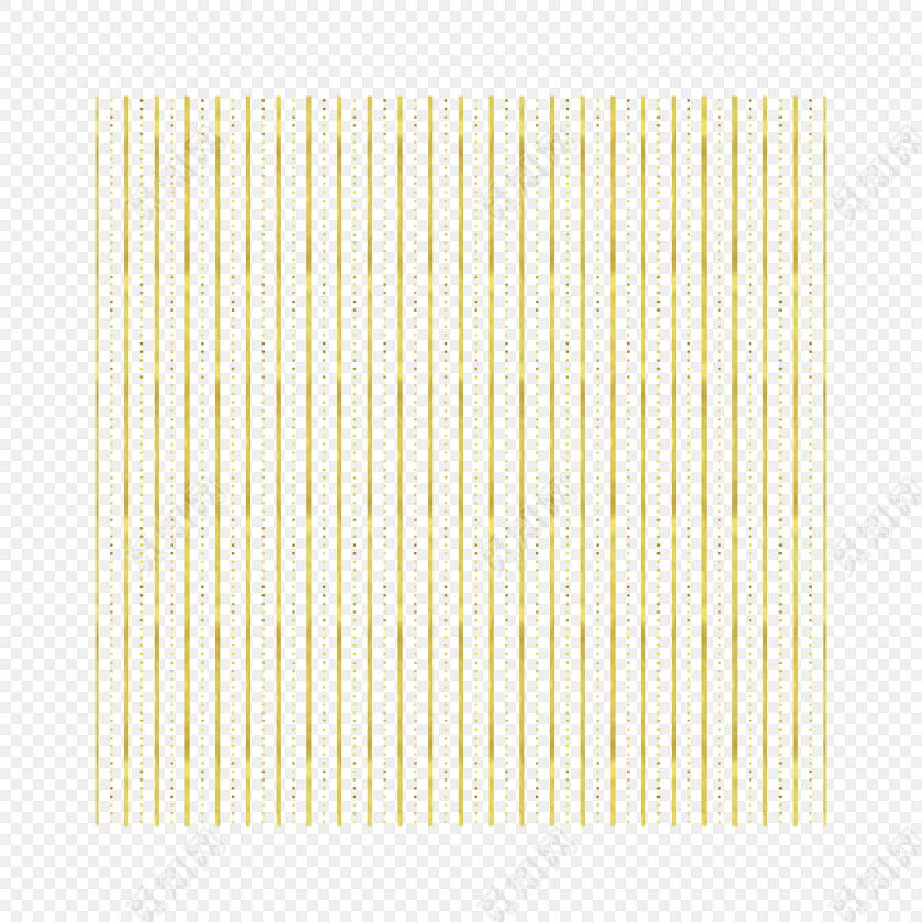 线条金色长条花纹背景