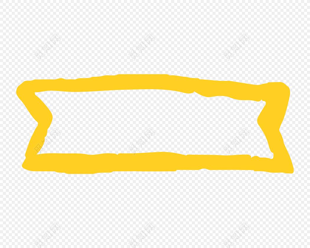 彩色文本框矢量素材