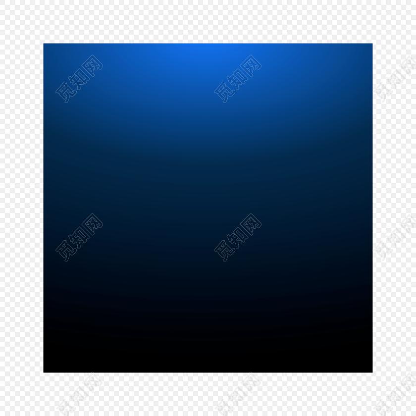科技蓝色光效英文字矢量素材
