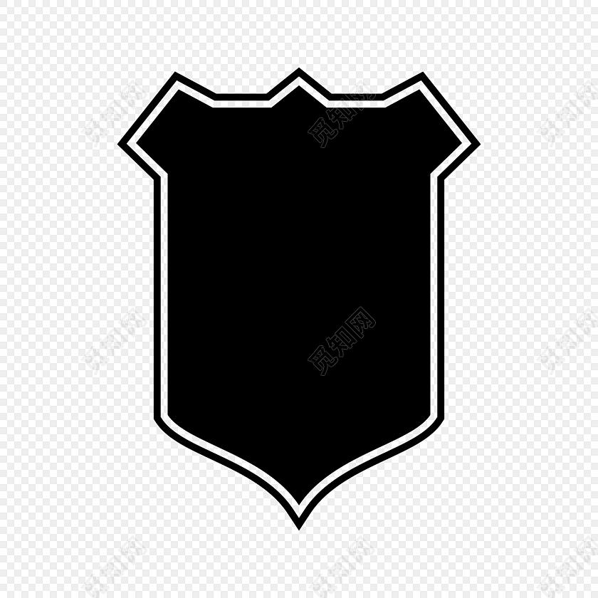 黑色矢量图