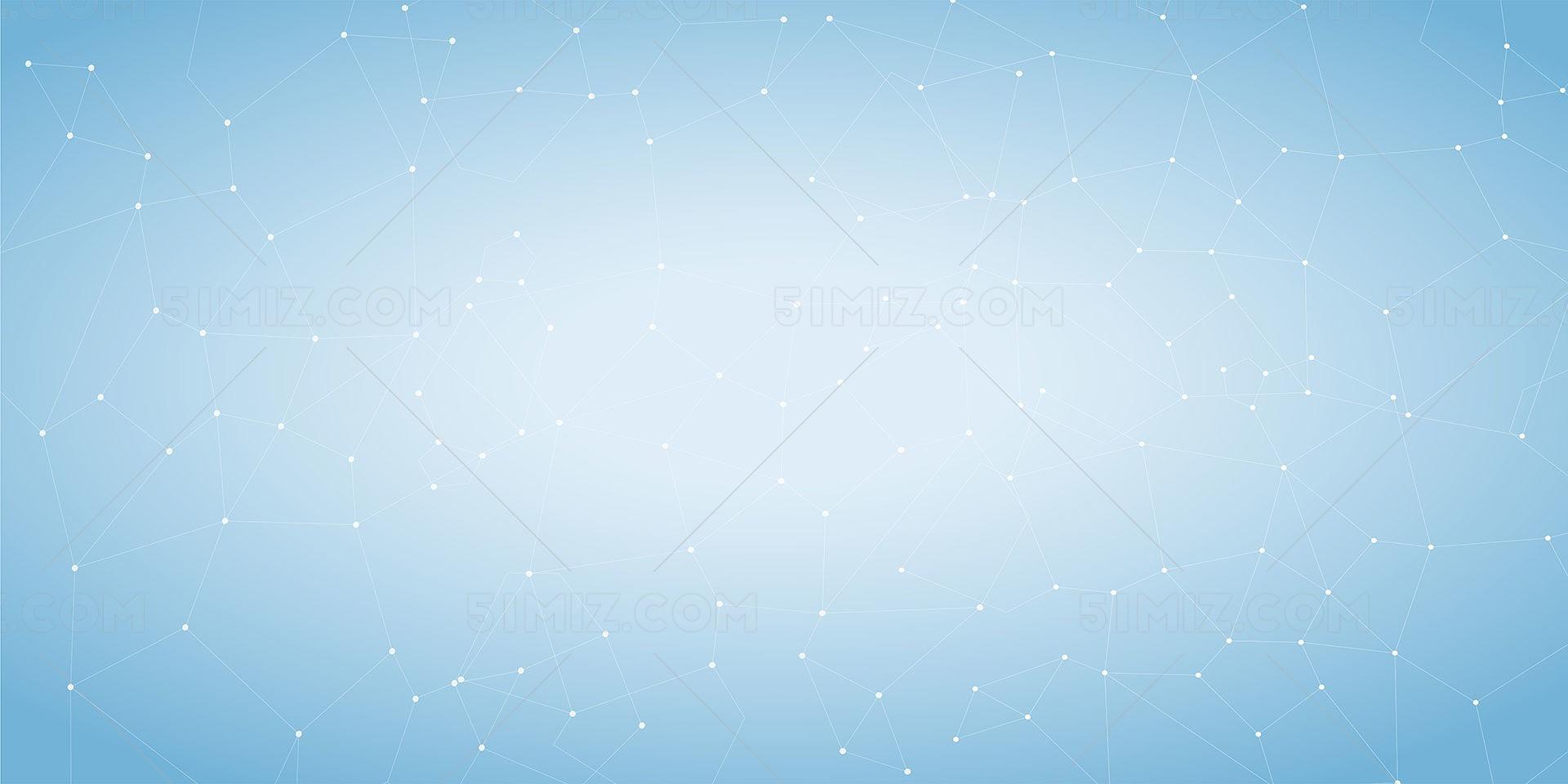 浅色简约科技几何线条背景免费下载_背景素材_觅知网