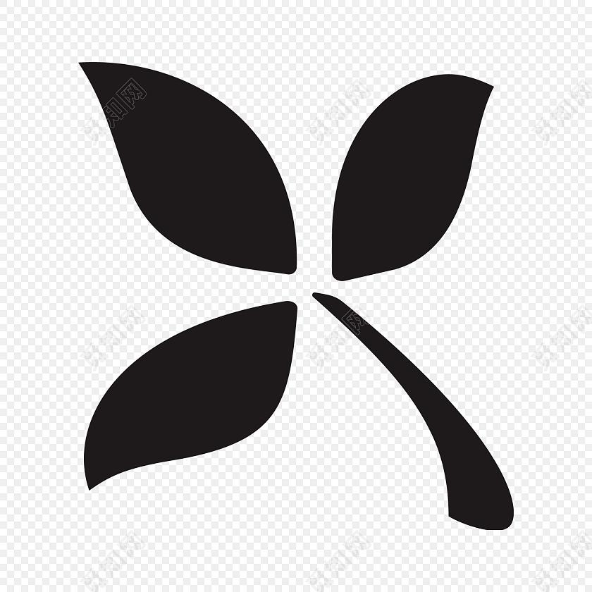 黑色素描手绘边框设计矢量图片