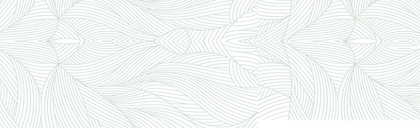 綠色條紋底紋小清新線條白色背景