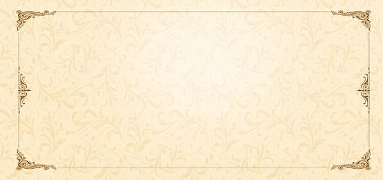 歐式花紋古典底紋邊框花紋底紋紋理banner卡片