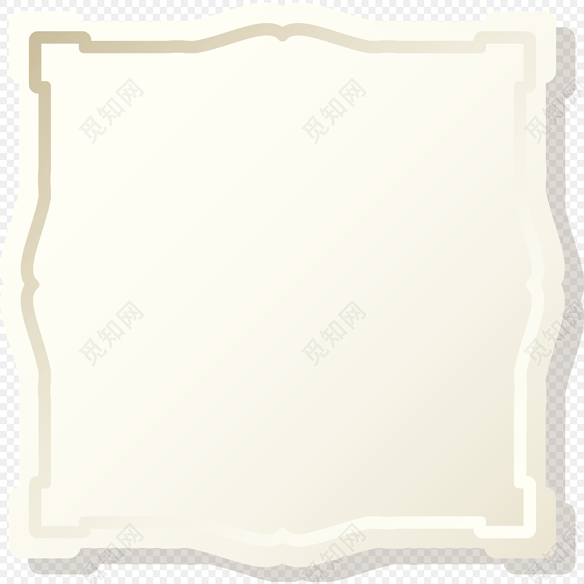 欧式花纹花边边框素材下载免费下载_png素材_觅知网