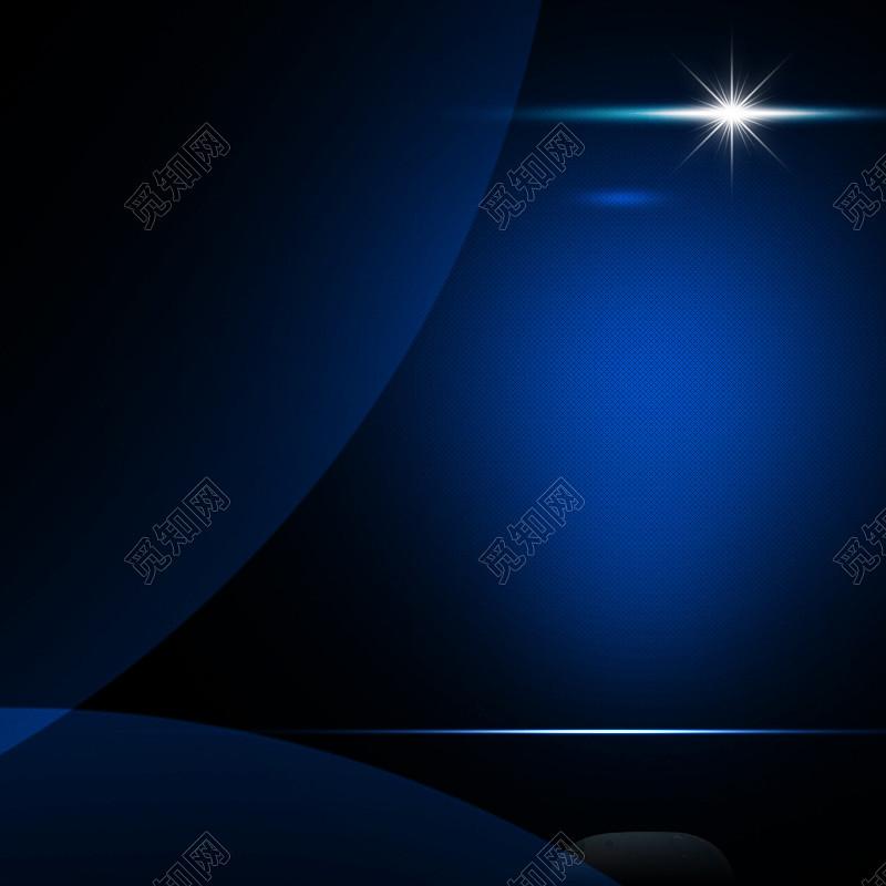 背景素材神秘深蓝色质感纹理背景主图标签:大气商务 蓝色 深蓝色背景