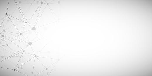 灰色白色科技幾何背景素材科技線條