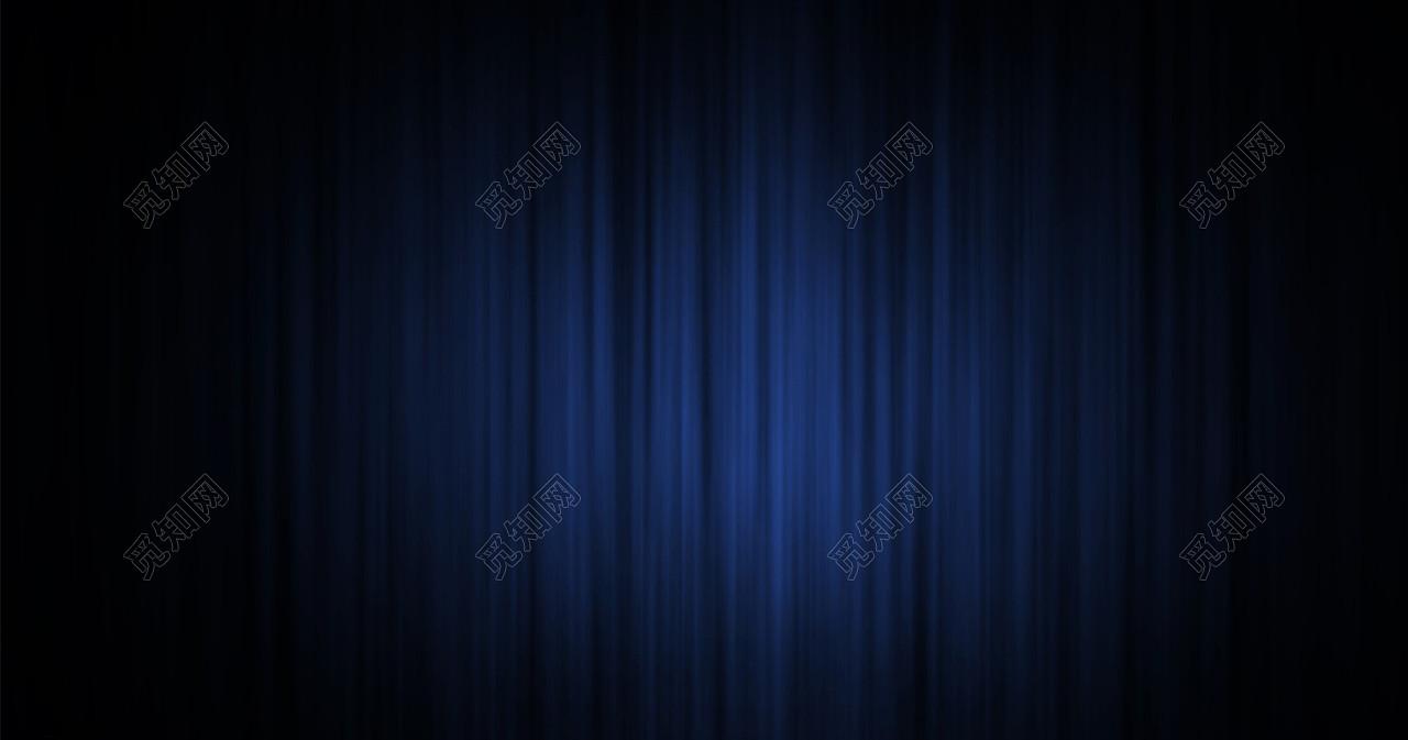 蓝色商务大气纹理质感海报背景