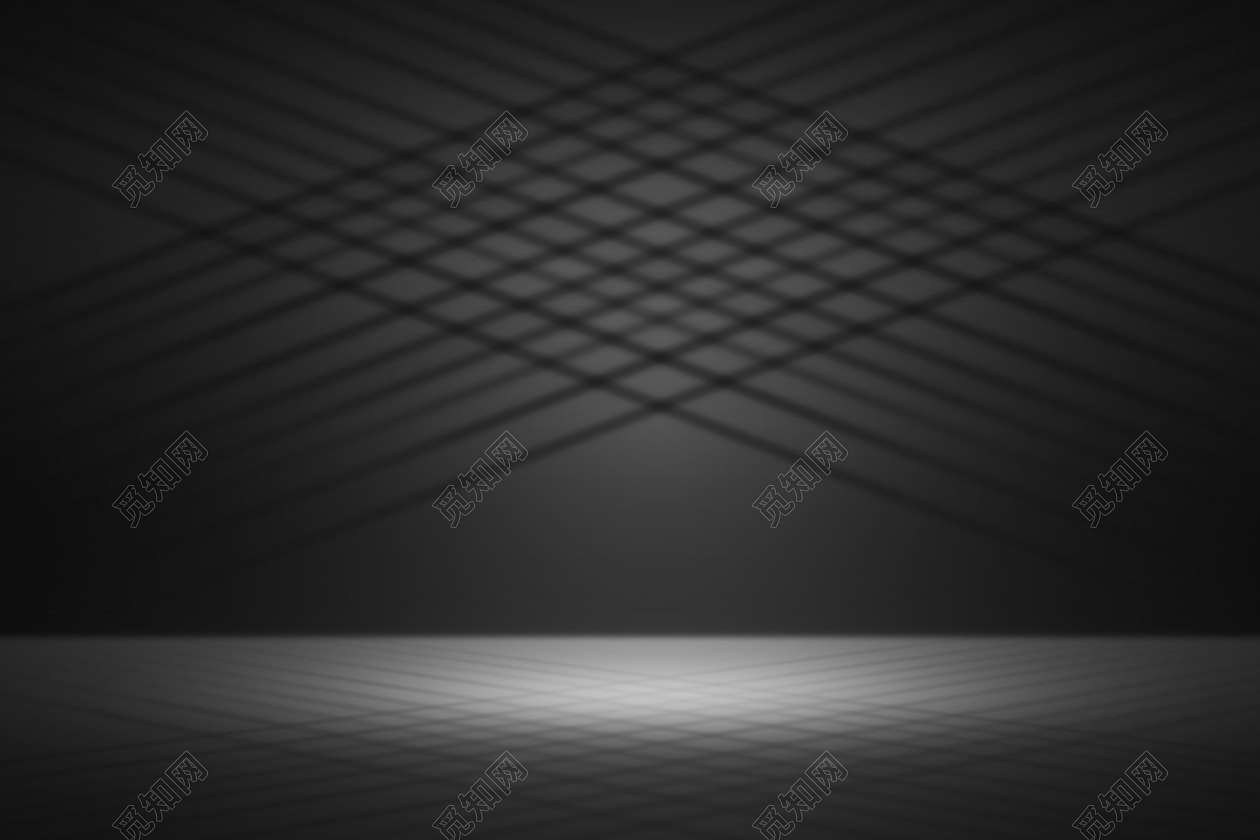 黑色渐变聚光灯舞台背景免费下载_背景素材_觅知网