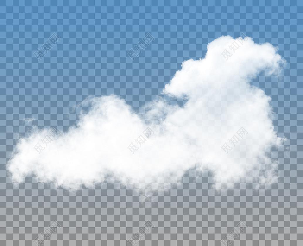 天空白云免抠png素材免费下载_觅知网
