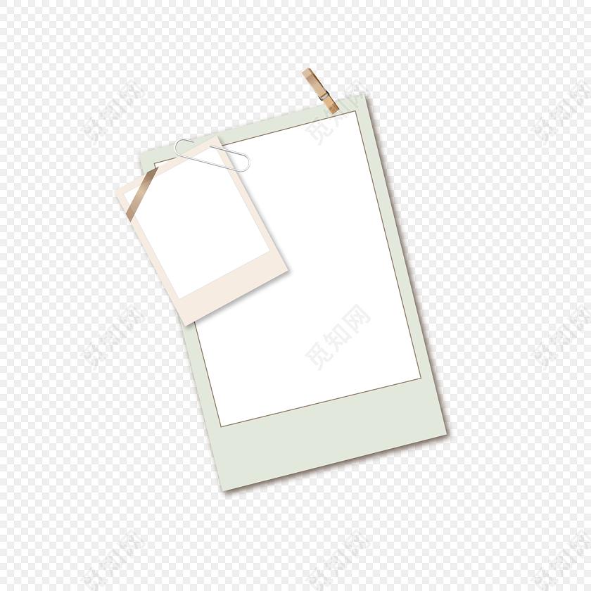 相框图框素材花边边框小报边框