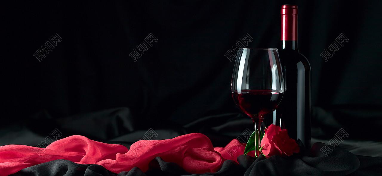 红酒背景免费下载_背景素材_觅知网