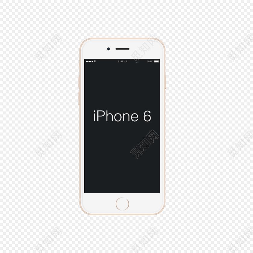 苹果6手机模型iphone6手机图片素材免费下载_觅知网