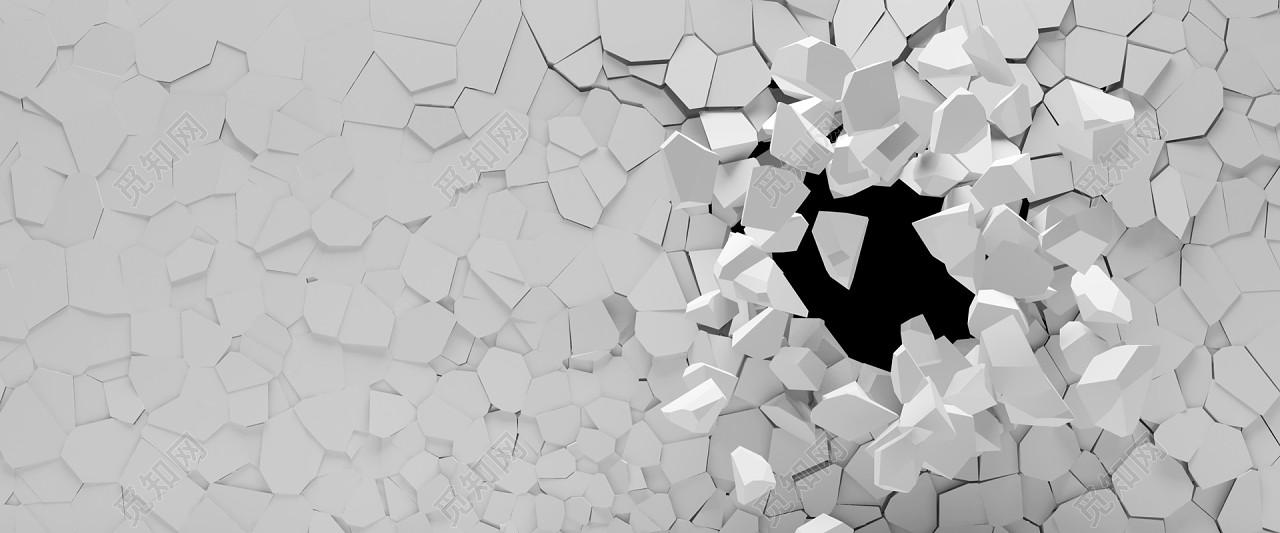 碎墙破洞纹理背景免费下载_背景素材_觅知网