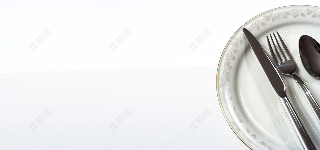 欧式陶瓷复古餐具美食背景免费下载_背景素材_觅知网