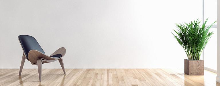 大氣時尚家居室內裝飾場景海報banner背景