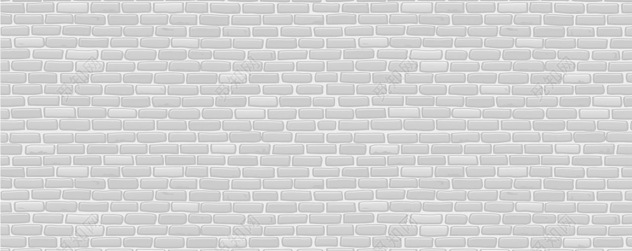 白色墙面砖墙墙壁纹理家居背景素材