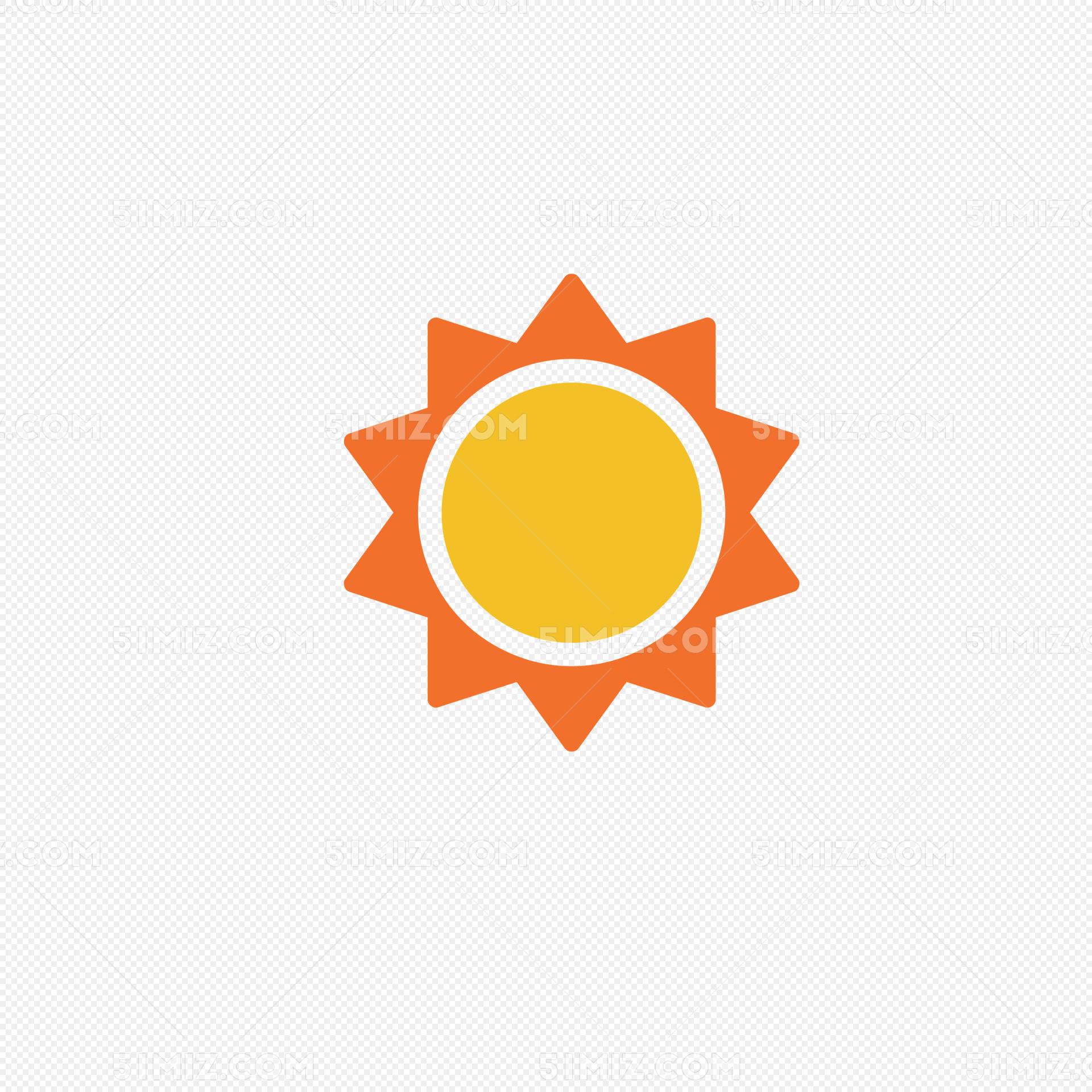 矢量彩色卡通小太阳发光矢量小太阳彩色小太阳标签: 矢量彩色卡通小图片