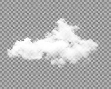 云彩筆刷云霧png 白云