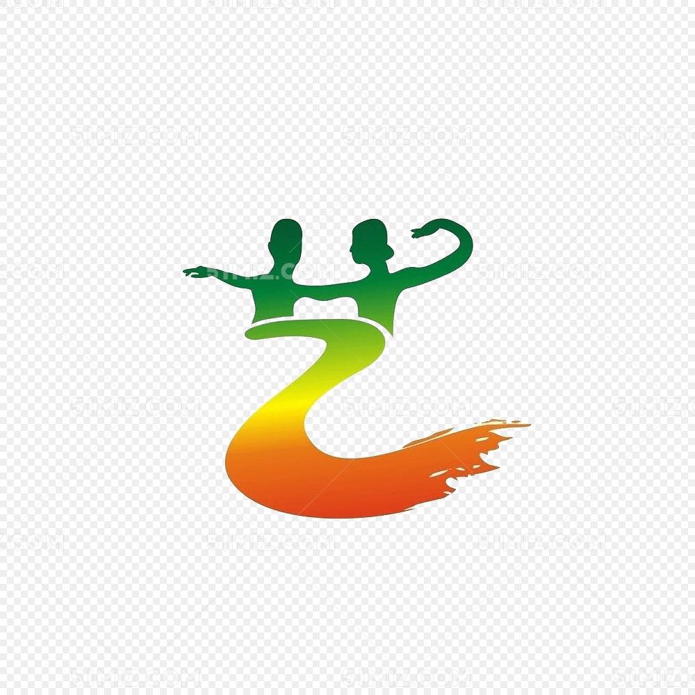 艺术节艺字变形体标志图片