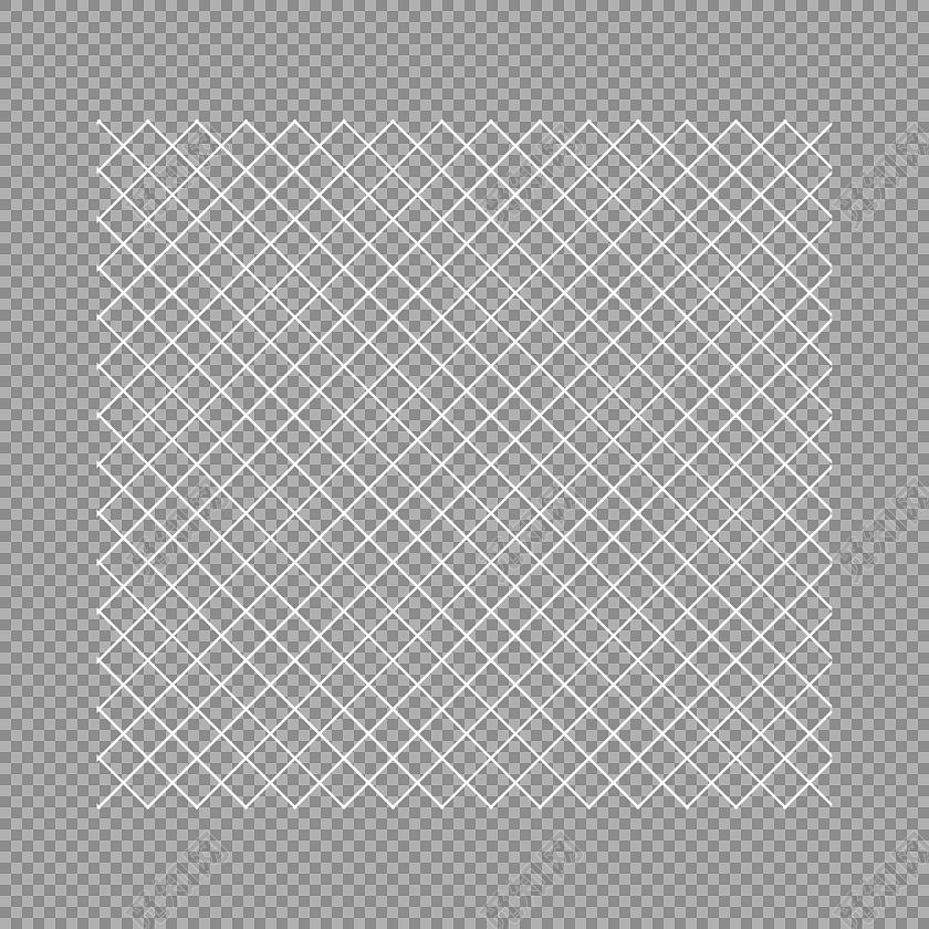 手绘白色网格线条图片素材免费下载 觅知网
