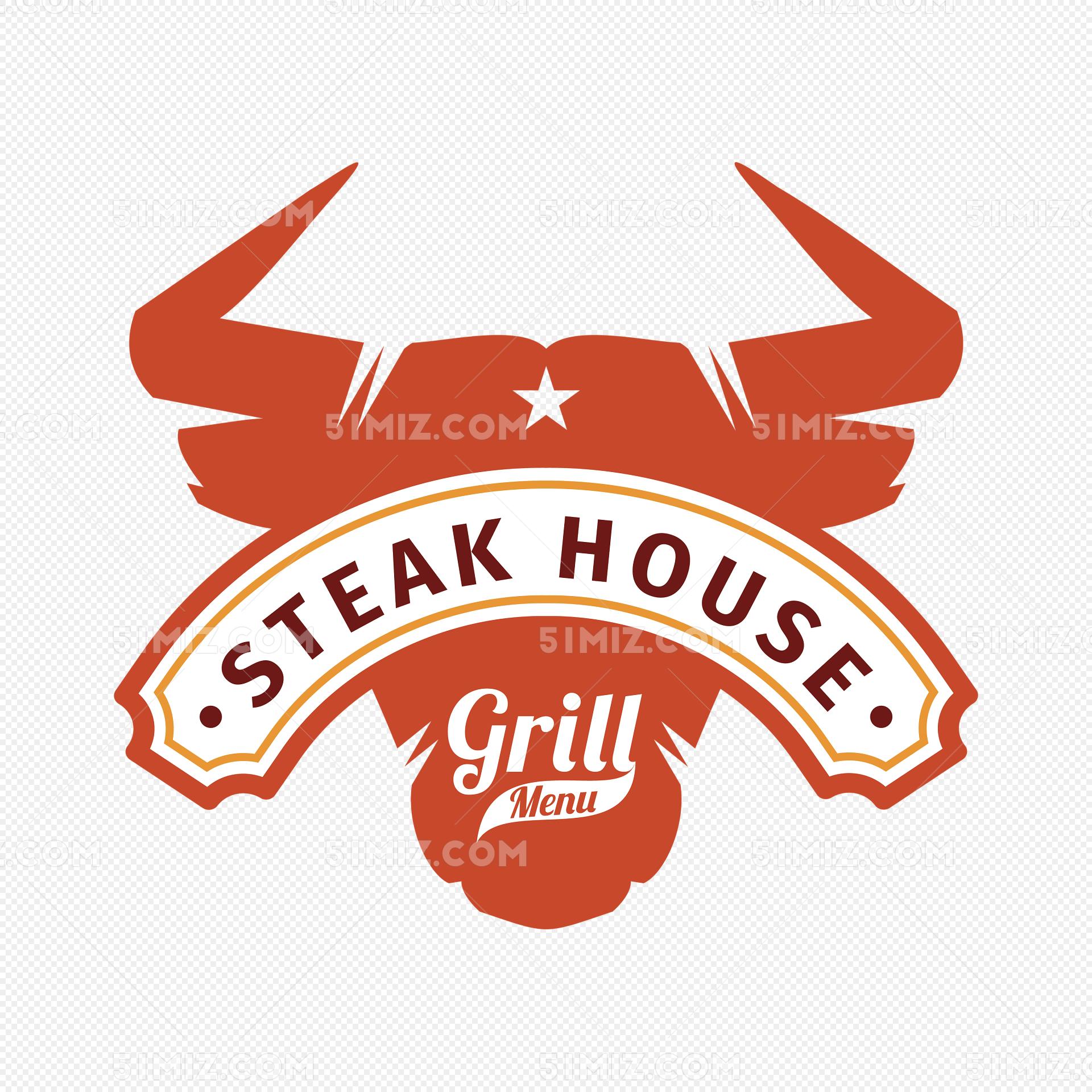 牛头logo图案
