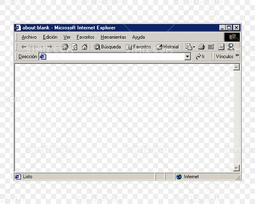 蒸汽波风格浏览器电脑窗口免抠图片素材免费下载_觅
