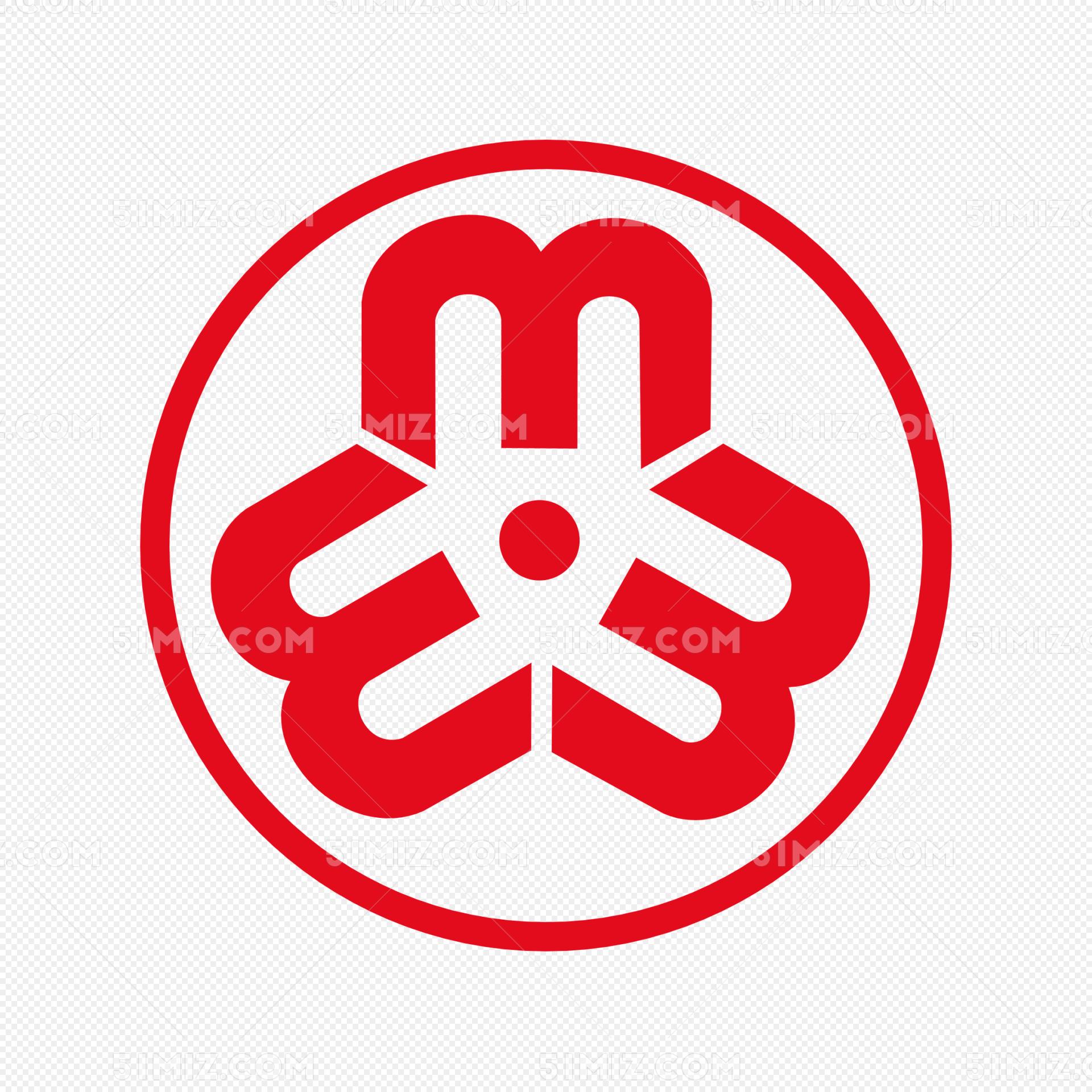 中国妇联会徽logo图片素材免费下载_觅知网
