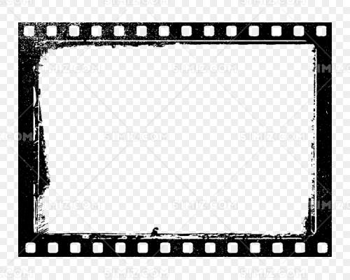 胶片边框矢量素材