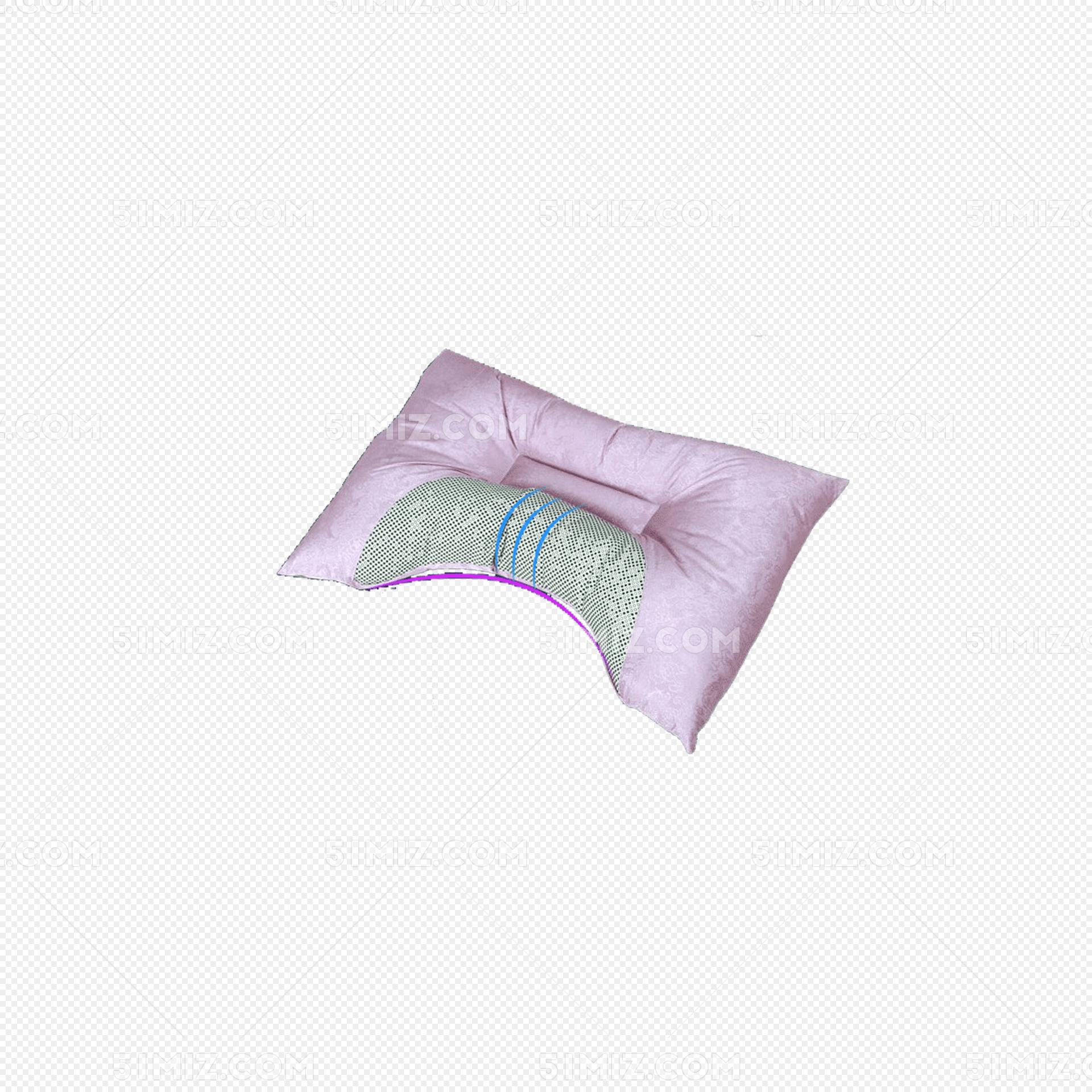 决明子护颈枕免费下载_png素材_觅知网