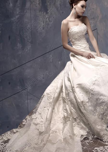 灰色质感背景婚纱摄影婚礼结婚海报背景
