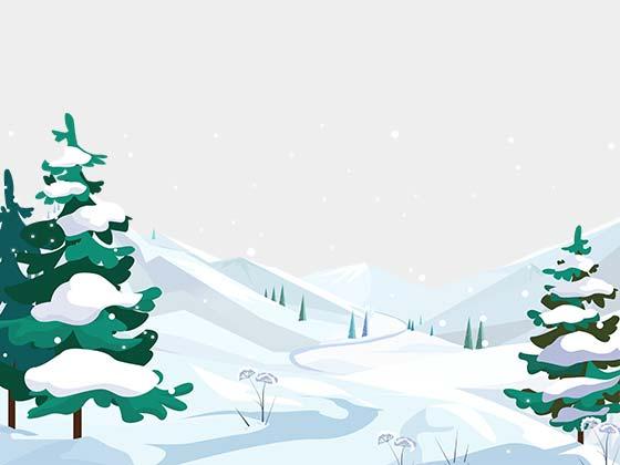 雪花 · PNG素材