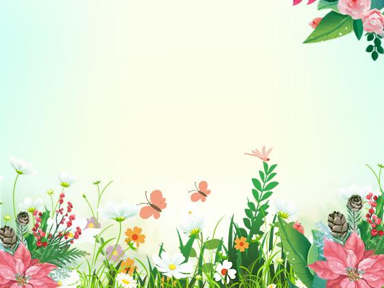 春天 · 背景
