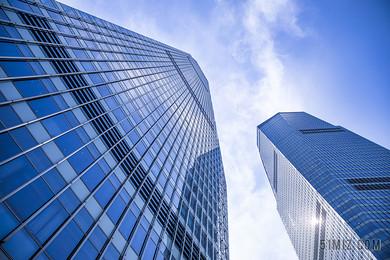 商務建筑辦公樓圖片