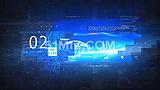 高科技企业宣传片制作数字全息科幻演示视频片头动画AE模板