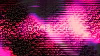 高清粉色动感LED大屏幕背景视频素材
